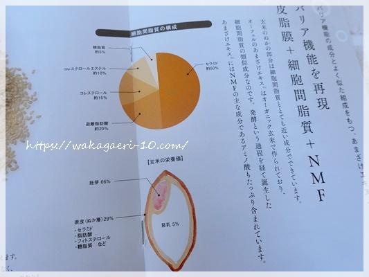 甘酒クレンジング 100円